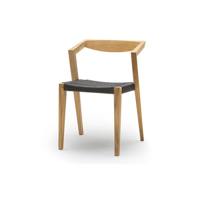 Urban Loom Dining Chair - Charcoal