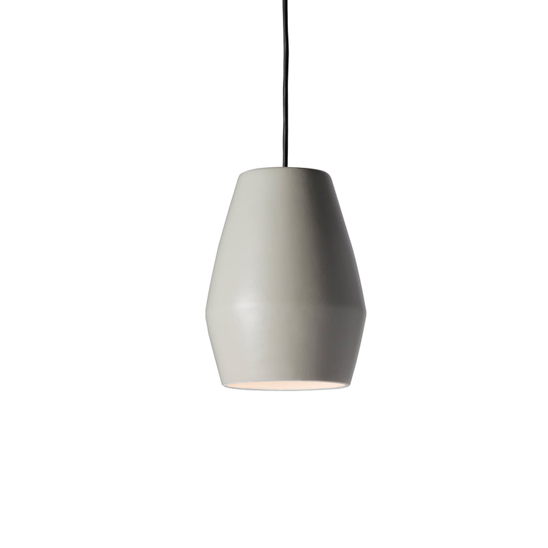 Bell Pendant Light Grey