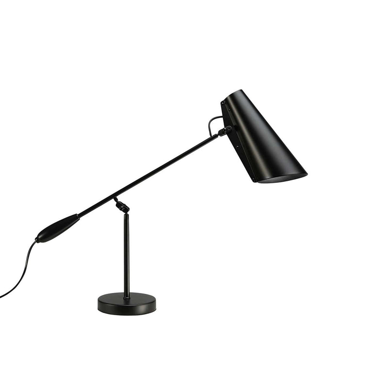 Birdy Table Lamp Black/Aluminium