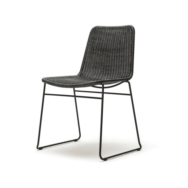 C607 Dining Chair Charcoal
