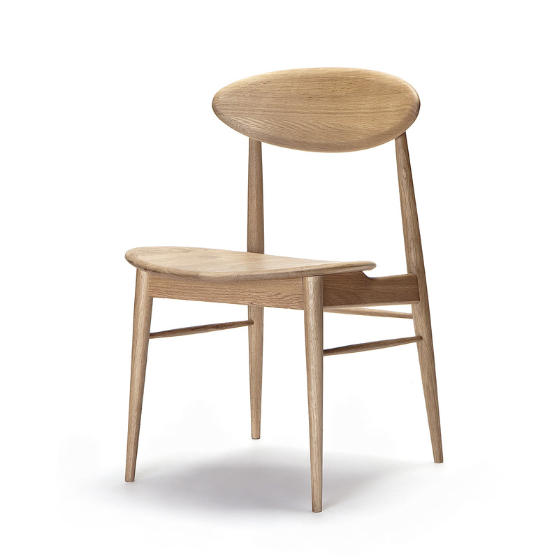 Chair 170 Natural Oak Dining Chair