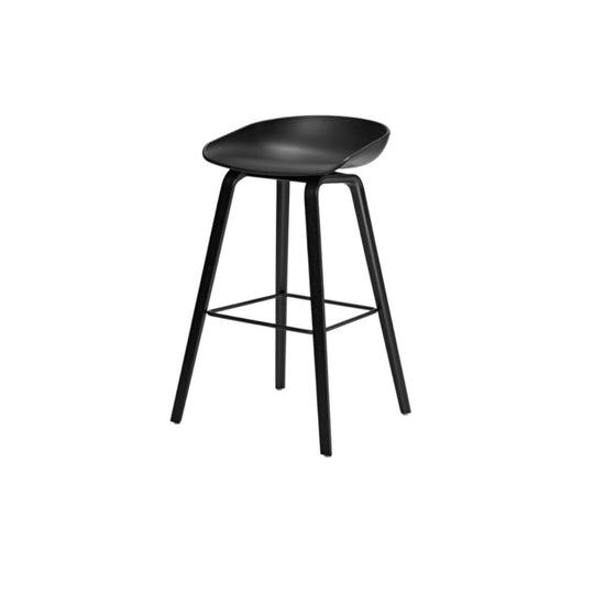 Hay About a Stool Black