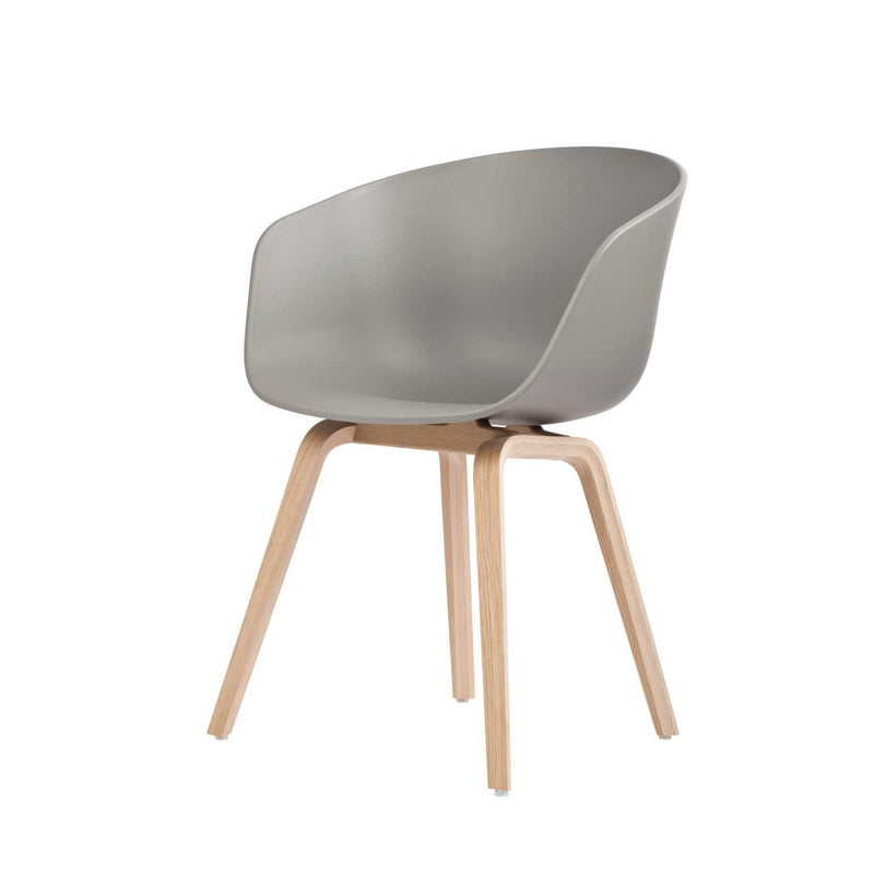 Hay About A Chair AAC22 Concrete Grey