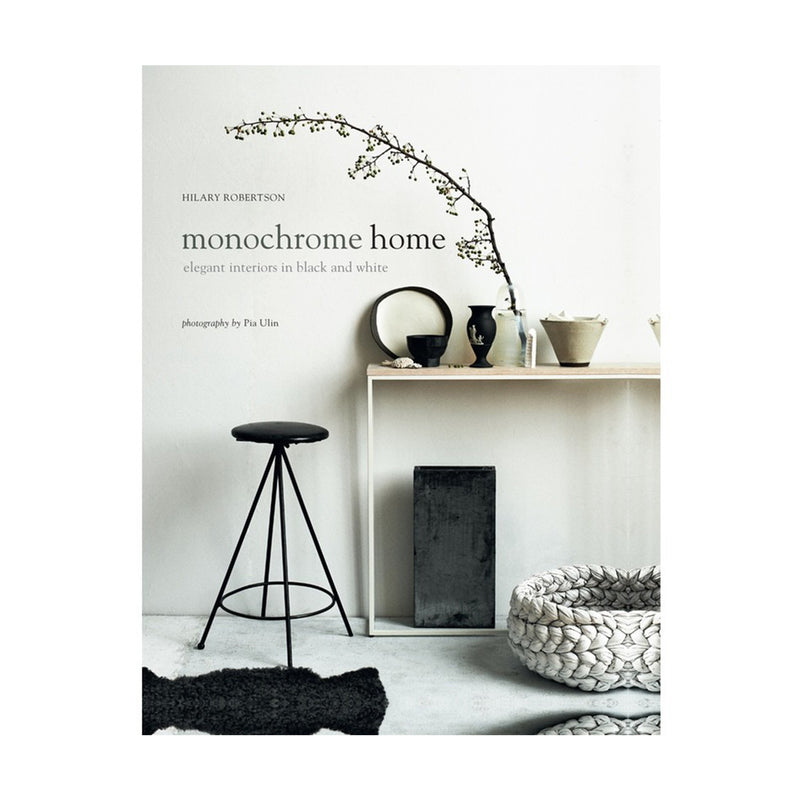 Monochrome Home Book