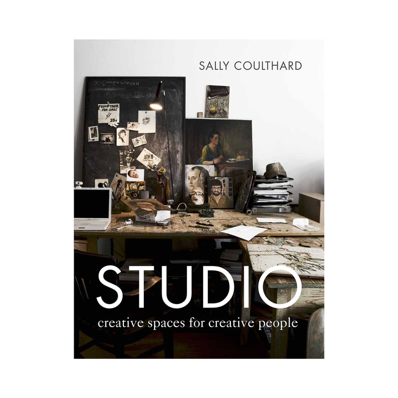 Studio Creative Spaces for Creative People Book