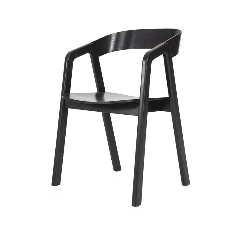 Valby Chair Black