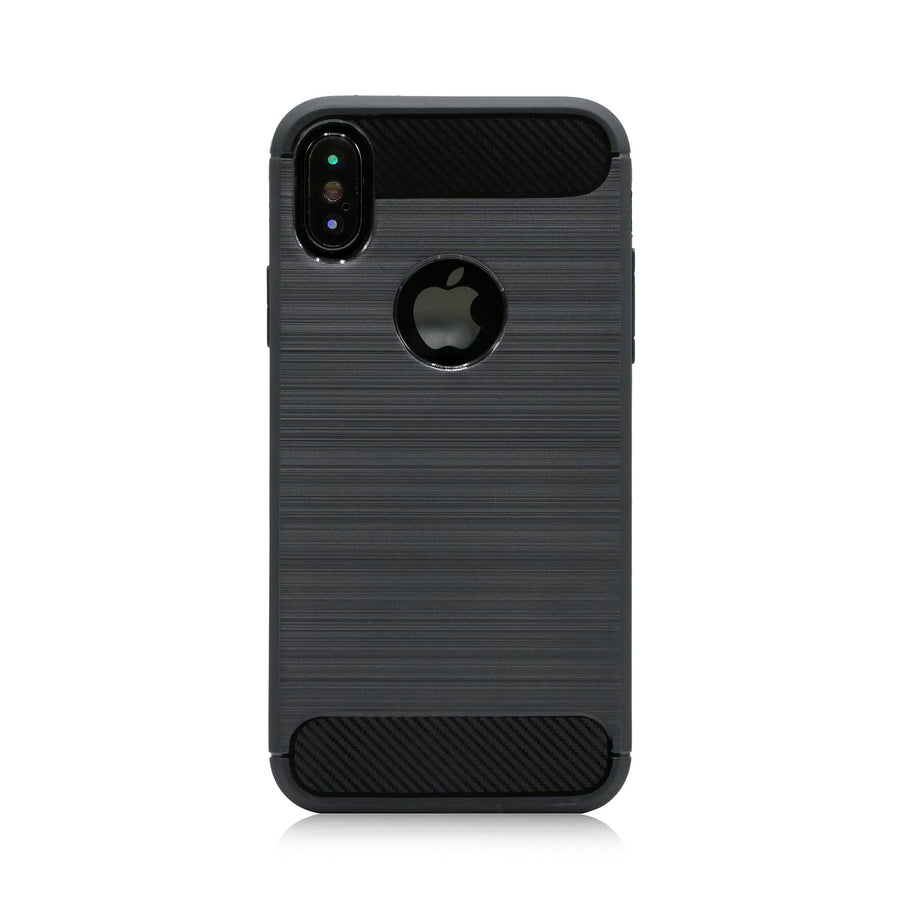 Silicon Impact Protective iPhone X Case - Case'nPoint