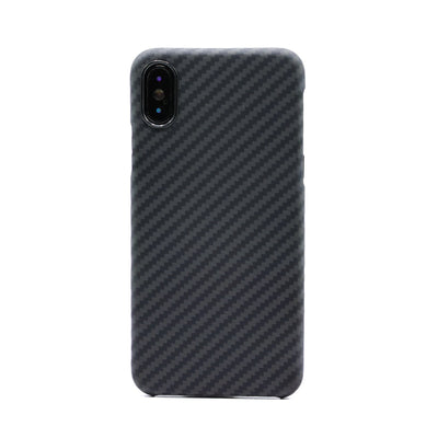 Genuine Carbon Fiber Protective iPhone X Case - Case'nPoint