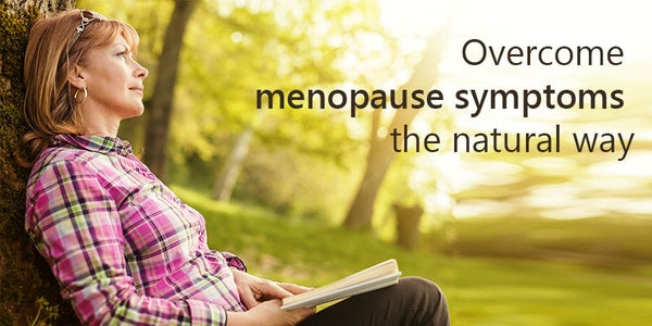 Overcome Menopause Symptoms the Natural Way