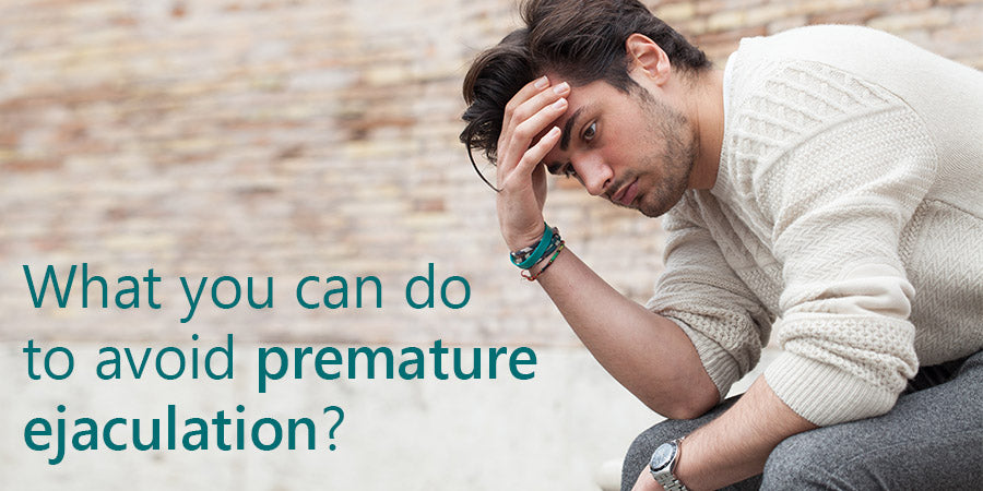 Premature ejaculation is a problem you can cope with