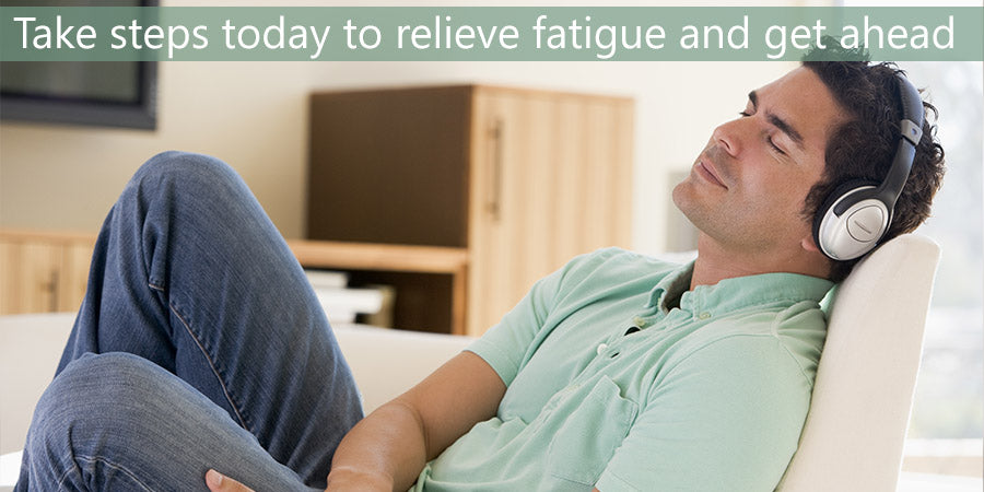 Relieve fatigue