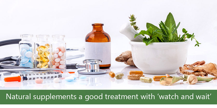 urinary problems natural supplements