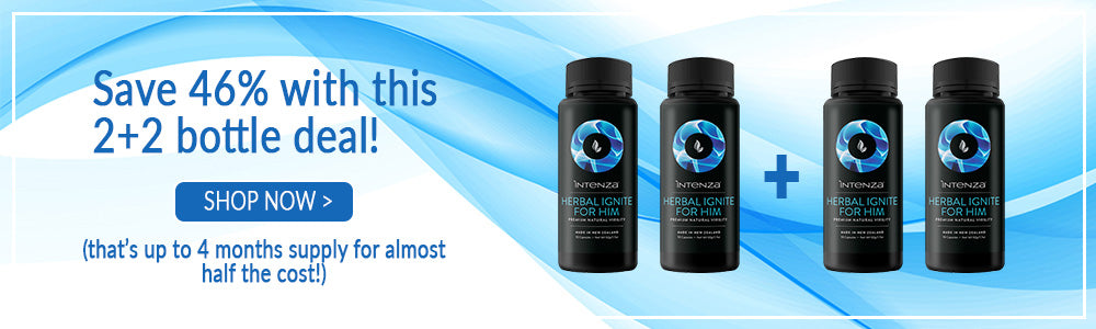 Herbal Ignite for Him 2+2