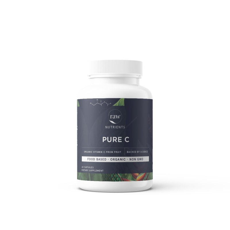 M&R Essentials Natural Supplement PURE C