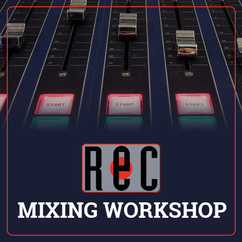 RECORDING's Mixing Workshop