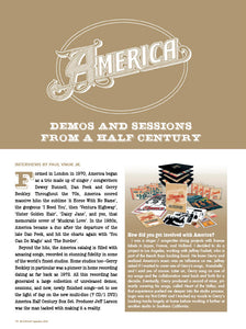 America: Demos and Sessions From a Half Century
