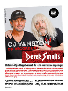 CJ Vanston on Recording Derek Smalls