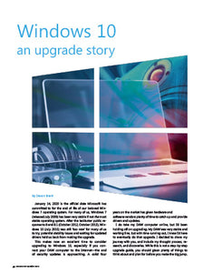 Windows 10 - An Upgrade Story