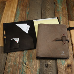 Konosh Leather Padfolio - Konosh