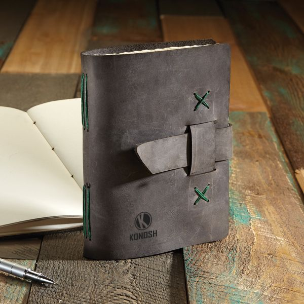 Konosh Small Leather Journal - Konosh