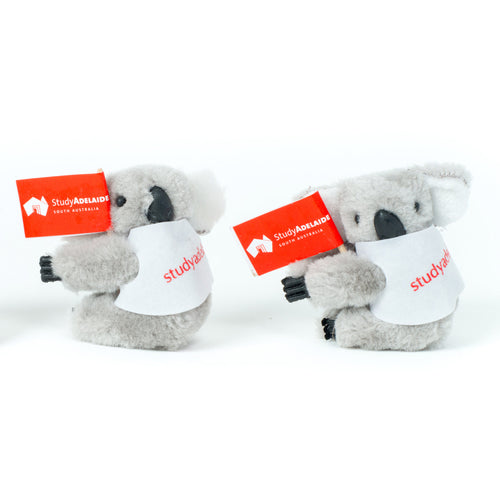 StudyAdelaide Clip-on Koalas - 60 Pack
