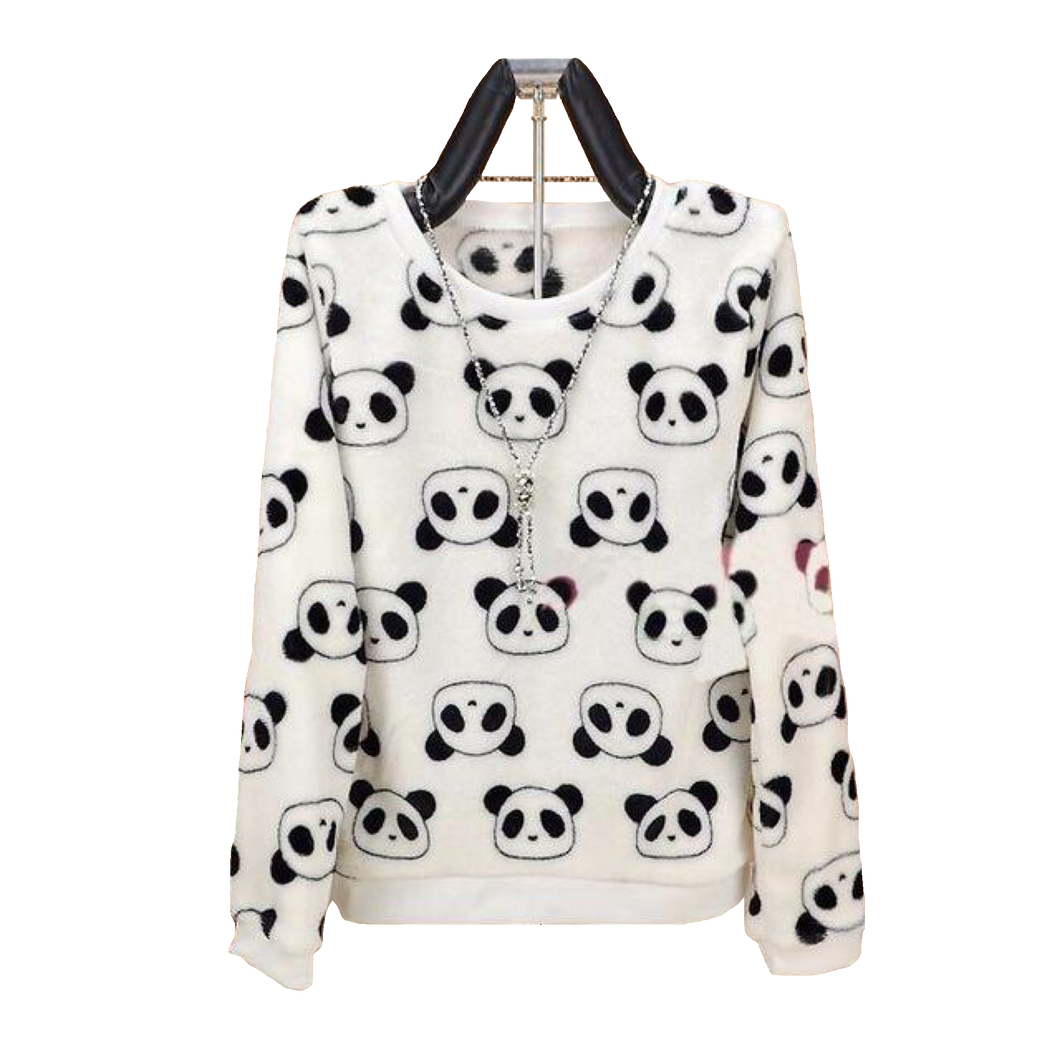 Panda Wish Sweatshirt