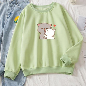 Kitty Hug Sweatshirt