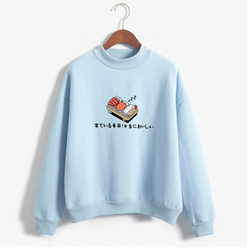 Sushi Sleepy Sweatshirt