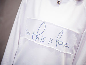 So This is Love Sweatshirt