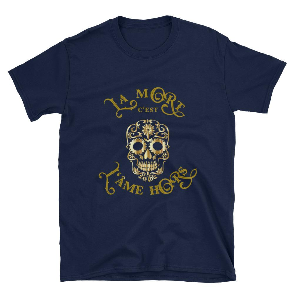 T-Shirt OR navy taille S-3XL fressya