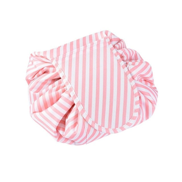 Trousse De Maquillage Miss Pratique fressya.com Pink stripe