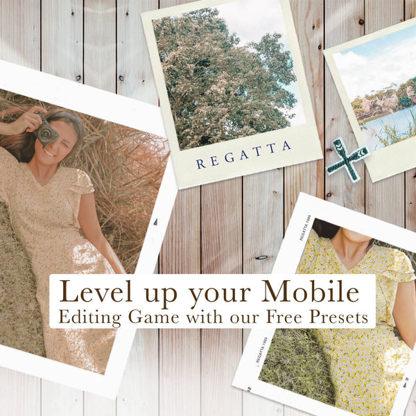 Level Up Your Mobile Editing Game with Our Free Presets