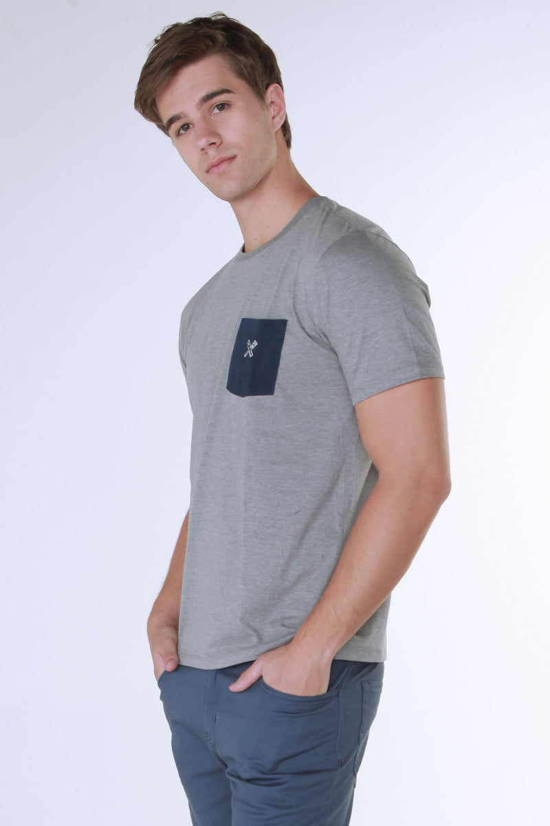 Tee With Pocket