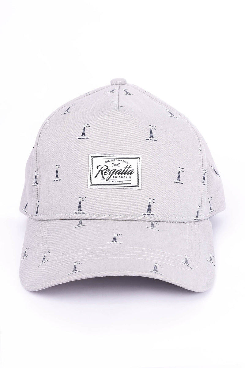Cap With All-Over Print