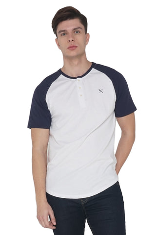 Polo Pique With Contrast Tipping Detail