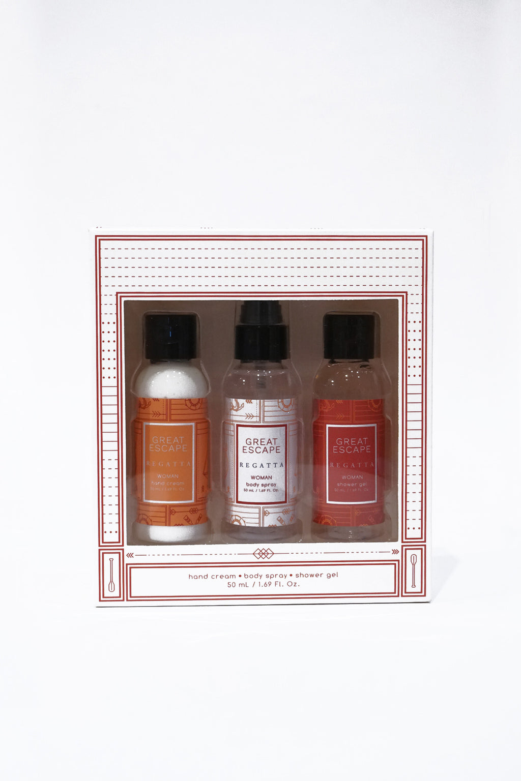 Great Escape Gift Set Woman