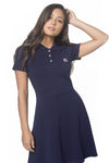 Regatta Sport Polo Pique Dress With Cut And Sew Detail