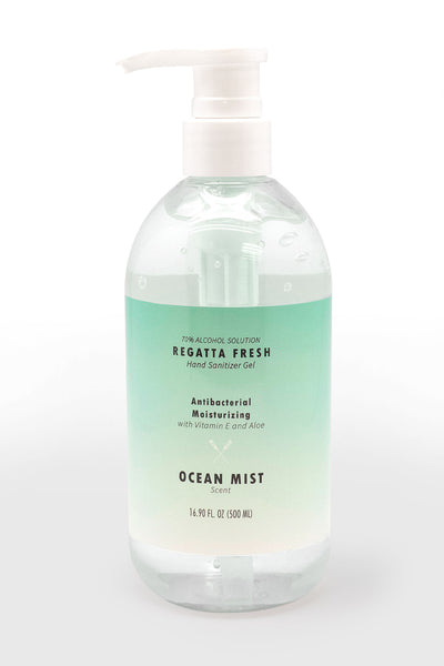 Regatta Fresh Hand Sanitizer 500ML - Ocean Mist