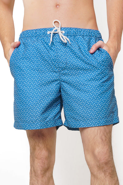 Boardshorts with All Over Print