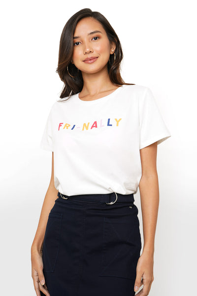Frinally Graphic Tee