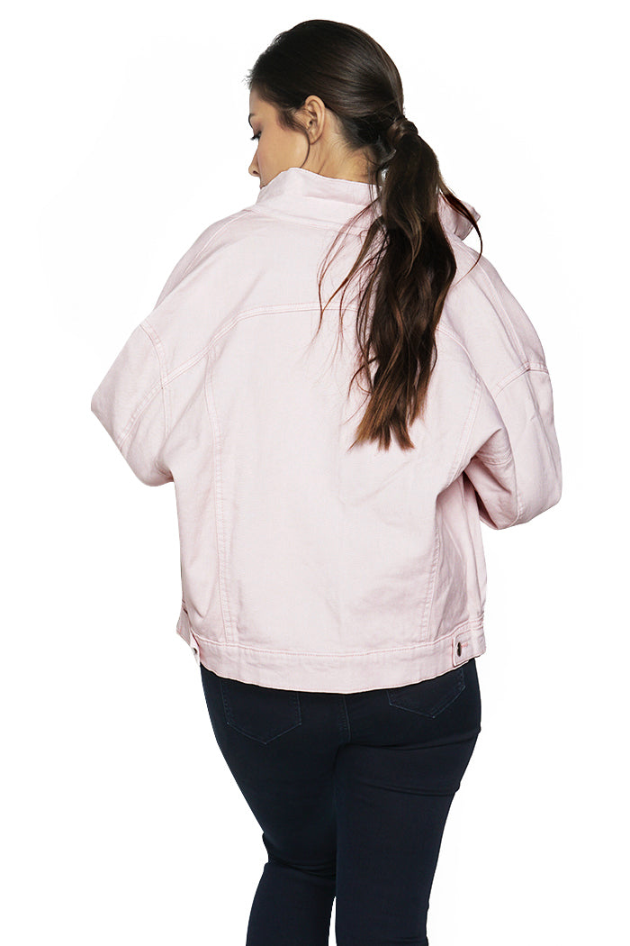 Twill Trucker Jacket
