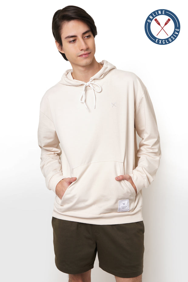 Regatta Daily Knitted Pullover Hoodie in French Terry