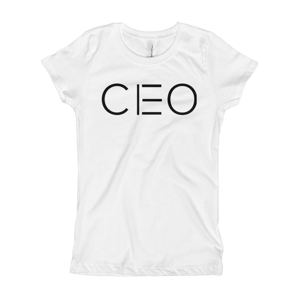 GIRLS CEO TEE