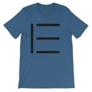 E SIGNATURE MENS LOGO TEE