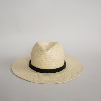 SO COOL IVORY BAND HAT
