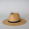 SO COOL NATURAL BAND HAT