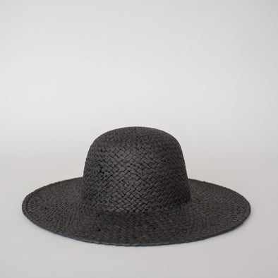 So Chic Hat Black
