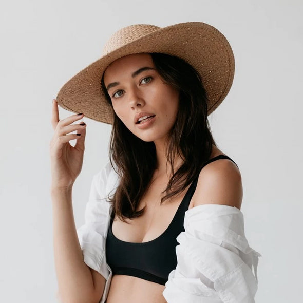 So Chic Hat Natural