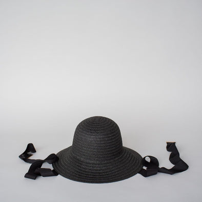 So Shady Tie Hat Black