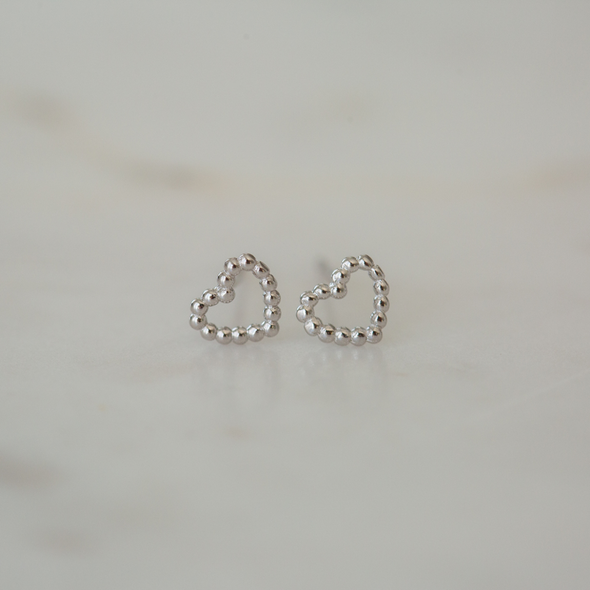 Dotty Love Studs